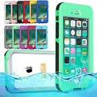 Swimming Waterproof Shockproof Proof Case Full Cover For Apple iphone 6 6S Plus