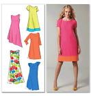 NEW   McCalls Easy Misses Sewing Pattern 6465 Dresses   FREE SHIPPING