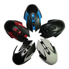 For Laptop PC 2.4Ghz Portable Wireless Optical Gaming Mouse Mice USB Receiver US