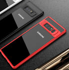 Hybrid Shockproof Silicone Case Soft Bumper TPU Cover For Samsung Galaxy Note 8