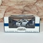 Gearbox 1:43 Scale Precision Model Ford Releigh North Carolina Police Car - A10