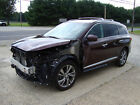 2013+Infiniti+JX+AWD+NAVI+TV%2FDVD+Salvage+Rebuildable+Repairable