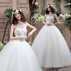 8 Style New White / Ivory Wedding Dress Perfection Bridal Gown Size S-M-L-XL-XXL $88.88 USD
