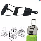 travelon bag bungee - Travelon Bag Bungee Luggage Add A Bag Strap Travel Suitcase Attachment System US