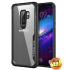 For Samsung Galaxy Note 8 S8 S9 Plus Shockproof Protective Clear Hard Case Cover