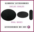 SOCLES OVALES CITADEL OVAL BASES WARHAMMER 40,000 AOS GAMMING ACCESSORIES