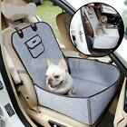 Dog Car Seat Cover Carrier Booster Protector Cushion Hammock Small Travel Bed