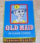 1-Classic Children's Card Games~Memory Match~Crazy Eights~Go Fish~Old Maid--Wow!