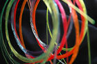 """Individual archery or rifle sight fiber optic strands by size & color 12"""" piece"""