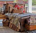 Heartland Cabin Rustic Comforter Set with FREE Sheets and Shipping!