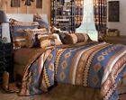 Sierra Desert Southwest Comforter Set with FREE Sheets and Shipping!
