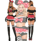 Halloween Dress masquerade Costume Mickey Mouse Costume Cosplay adult Mickey FFA