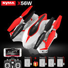 Syma X56W 2.4G Folding RC Drone with Camera WIFI FPV RC Quadcopter Altitude Hold