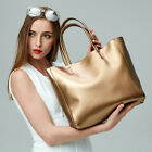 Women's Handbag Genuine Leather Tote Shoulder Bags Soft