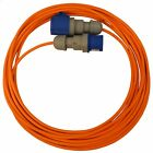 Caravan Camping Hook Up Cable 16A Site Orange 2.5mm Extension Lead Electric
