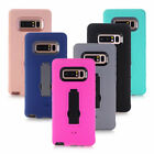 Shockproof Hybrid Dual Layer KickStand Case Cover for Samsung Galaxy Note 8 2017