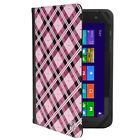 Protective Stand Tablet Folding Case Cover For iRULU eXPro X4 Plus/X2 Plus 10.1""