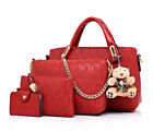 4NI1 Women Bag Brand Women Messenger Bags Handbags Alligator Leather Female Bag