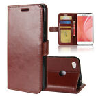 Wallet Flip PU Leather Cover For 5.5inch Redmi note 5A Redmi note 5A Prime Phone