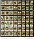 2010 TEST UNITED STATES CHRISTMAS SEALS CHARITY FULL SHEET FIGHT TB MINT 2010H