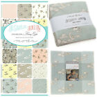 MODA Hushabye Hollow BRUSHED 100 % cotton charm packs & layer cakes