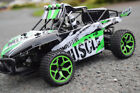 MUSCLE TRUCK BUGGY 4WD OFF ROAD 2.4GHZ RADIO REMOTE CONTROL CAR 1/18 20KM/H