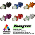 Hope Pro 4 Rear Hub 150x12mm Thru - All Colors, Spoke Holes and Drivers - New