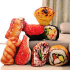 Creative Simulation Food Stuffed Plush Toy Gift Washable Cushion Throw Pillow
