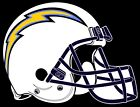 Los Angeles Chargers  Helmet Sticker Vinyl Decal / Sticker 5 sizes!! $4.99 USD on eBay