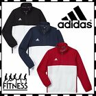Adidas Mens Sports JAcket T16 CLIMALITE Gym Running Full Zip Track Top