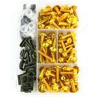 Complete Fairing Bolts Screws Kit for Suzuki GSXR600 GSXR750 1000 GSX1300R SV650