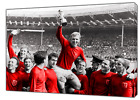 ENGLAND FOOTBALL TEAM WORLD CUP  WIN  WALL ART ON DIFFERENT SIZES CANVAS PHOTO