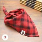 Cotton Bandana-Style Dog Collars Pet Cat Puppy Neck Scarf Neckerchief