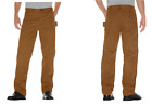 Dickies Carpenter Jeans Trousers DU336 Straight Leg Relaxed Fit Duck Brown Sizes