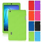 """Silicone Rubber Soft Case Cover Skin For Huawei MediaPad T3 7.0 7"""" inch Tablet"""