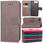 For iPhone 8 8 Plus Hot! Magnetic Flip stand Card Leather wallet+TPU Case Cover