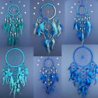 Dream Catcher Boys Blue Turquoise New Dreamcatcher Gift Birthday Bedroom Decor