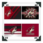 Phoenix Coyotes NHL Edible Image Cake Topper Photo Icing Frosting Sheet on eBay