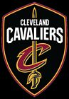 Cleveland Cavaliers Shield  Vinyl Decal / Sticker 5 Sizes!!