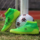 Men's Children Football Sport Athletic Cleats Shoes Soccer Ankle Top or Low Top