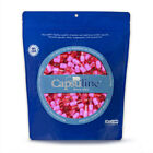 Capsuline Colored Gelatin Empty Capsules Size 00 Pink/Pink