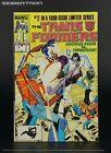 The Transformers #2 1984 Marvel Comics US G1 Limited Series VTG