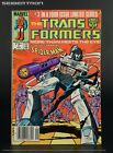 THE TRANSFORMERS #3 1984 Marvel Comics US G1 Limited Series featuring Spider-Man