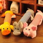 Pets Puppy Chew Squeaker Squeaky Plush Sound Pig Elephant Duck For Dog Sound Toy