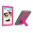 Hybrid Rubber Shockproof Defender Case Cover For Amazon Kindle Fire HD 8 7th Gen