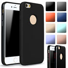 Slim Shockproof Armor Case Hybrid Rubber Defender Cover For iPhone 7 / 7 Plus