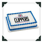 Los Angeles Clippers NBA Edible Image Cake Topper Photo Icing Frosting Sheet