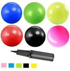 Exercise  65 cm yoga  Swiss Ball with Hand Pump Gym Quality Fitness home Ball