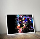 Ahri League of Legends poster, Arcade Ahri, LoL prints, Big Size! up to 18x24in
