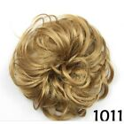 Women Pony Tail Messy Curly Hair Wig Lady Extension Bun Hairpiece Scrunchie BE